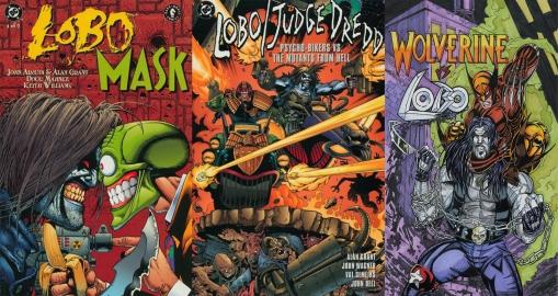 Capas DC Comics