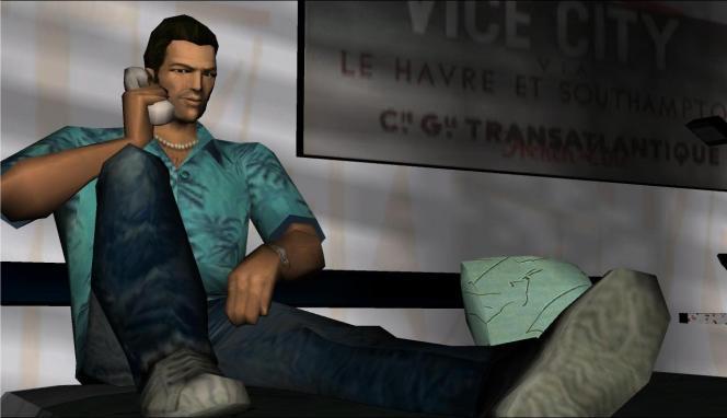 Tommy Vercetti em Vice City