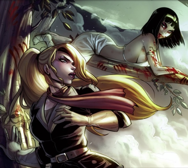 Swords of Sorrow - Pantha & Jane Porter.jpg